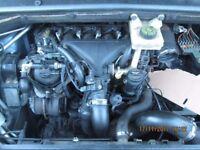 Peugeot / Citroen 2.0 16V complete engine Code RHJ