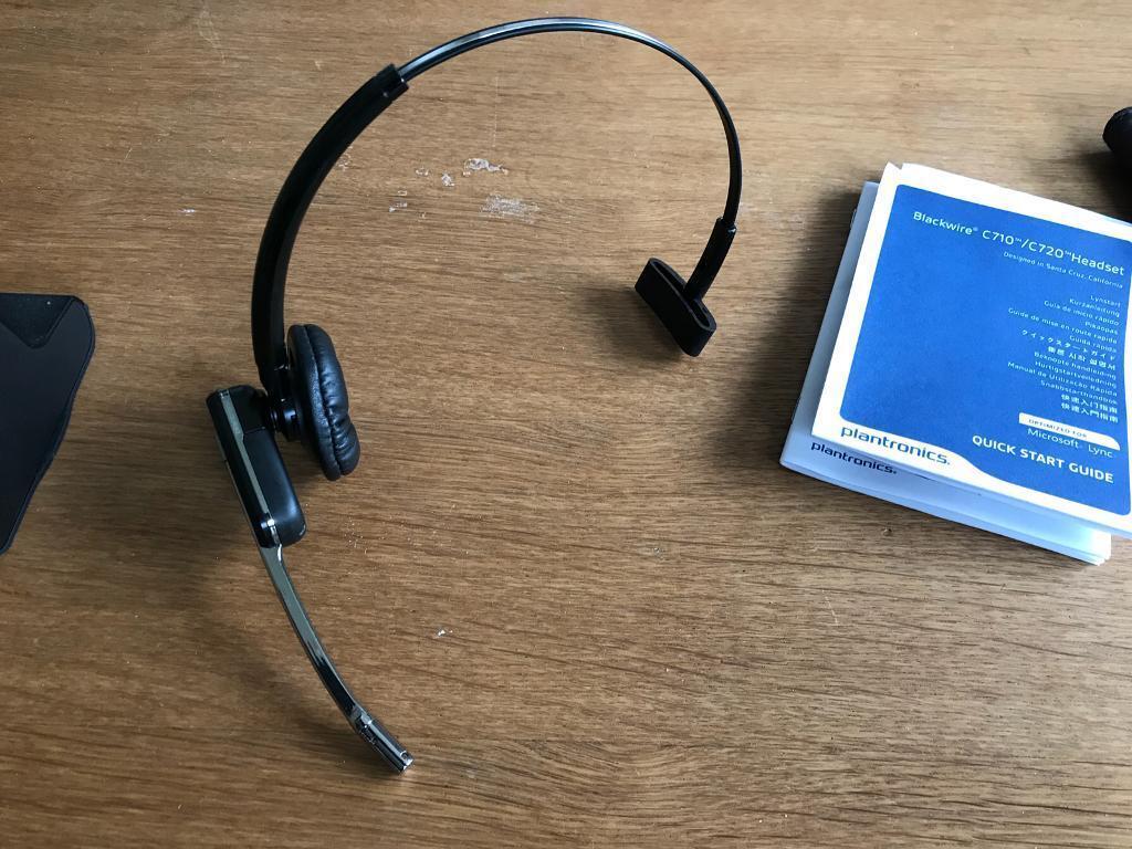 Plantronics Blackwire c710 Headset