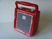 Honeywell 2,5KW Heavy Duty Fan Heater