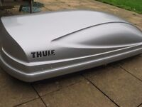 Thule Atlantis 200 car roof box, priced for quick sale