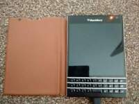 Blackberry Passport.