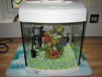 aqua start 320 fish tank mint condition