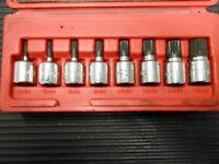 MAC tools spline set