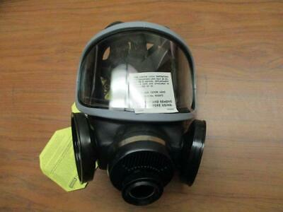 Msa Duo Twin Full Face Mask Respirator Package New Size Mens Sm. Md. New