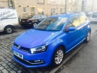 2015 Volkswagen Polo We TSI 1,2 petrol, New 12 months MOT, 27,400 miles , £4900