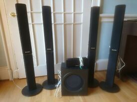 Panasonic surround sound system