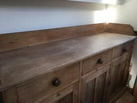 Vintage sideboard - perfect for upcycle
