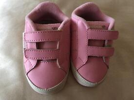 Baby Girl Reebok Trainers