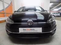 Volkswagen Golf SE NAVIGATION TSI BLUEMOTION TECHNOLOGY (black) 2017-05-25
