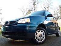 SEAT Arosa 1.4 Automatic – Only 30K Miles / Air Conditioning / Time Warp Condition