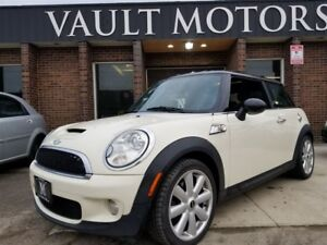 2008 MINI COOPER S Leather/Sunroof/CD +More #mini
