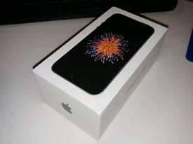 iPhone SE original box
