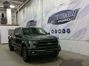 2015 Ford F-150 Lariat Sport W/ Sunroof, Leather, Remote Start