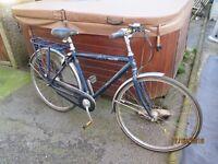 Giant Dutch touring bike