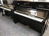 Yamaha U1M Upright Piano Black 3 year warranty