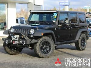 2015 Jeep WRANGLER UNLIMITED WILLY'S | 6-SPEED | AIR | FULLY LOA