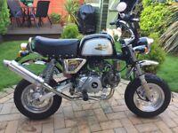 Monkey bike Honda copy 125