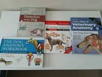 Dog anatomy books
