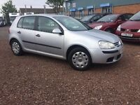 2006 VOLKSWAGEN GOLF 1.9 TDI (diesel) LOW MIL. 71K // FULL YEAR MOT / GOOD CONDITION
