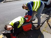 Plumber - emergency service, drain cleaning