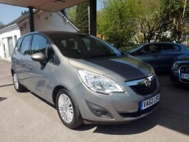 Vauxhall Meriva 1.3 CDTi 16v Energy 5dr (a/c) One Owner, Lovely condition, WARRANTY, CARD , CAR4YOU