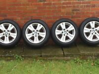 alloys for sale 16 inch came of bmw 1 series but will fit other cars