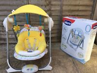 Chicco Polly Swing - like new