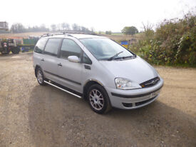 Ford Galaxy TDI Spares Or Repairs