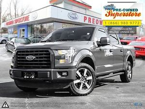 2016 Ford F-150 FX4 with NAV & 5.0L<<<<