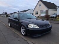 Honda, CIVIC, Coupe, 2000, Other, 1590 (cc), 2 doors
