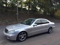 Mercedes S600 5.8 V12 Automatic