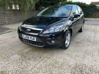 Ford, FOCUS, Hatchback, 2009, Manual, 1596 (cc), 5 doors