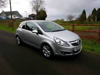 2010 VAUXHALL CORSA SXI 1.2 *ONLY 78000 MILES*