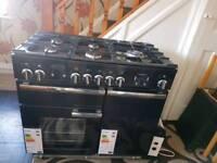 Ex-display range cooker