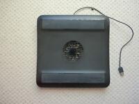 Laptop USB cooler (Microsoft)