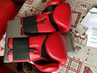 New boxing gloves 12oz 78-90kg (172-198lbs)