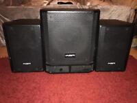 Kam Kompact 10 DJ Speakers