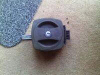 caravan door lock n key