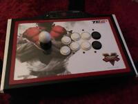 Street fighter 5 arcade stick/fightstick ps3 ps4