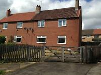 3 bed house to rent Aberford. Leeds LS25