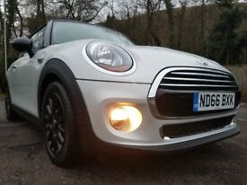 2016 66 Reg Mini Cooper 1.5 Petrol - Only 3000 miles from new!