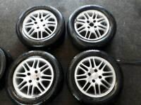 Ford focus alloys