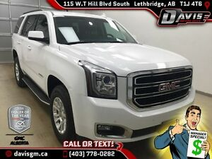 Used 2016 GMC Yukon SLT-8 Passenger, Heated/Cooled Leather, Sunr