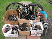 bike parts job lot