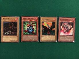 """Fire"" yugioh cards 4"