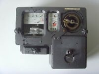 Electric Coin Meter