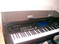 Technics pr604 piano