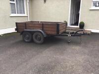 6.5ft x 4ft trailer