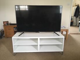 IKEA Besta White TV Bench / TV Stand