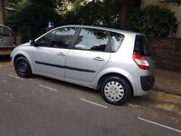 Renault Scenic diesel 2006. Very low insurance, low tax, low fuel consumption. Full service history